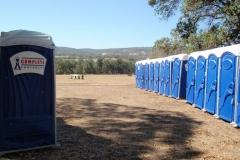 Portable Toilets - Event